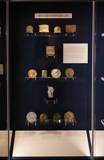 ANS Medallic Art Company exhibit 1