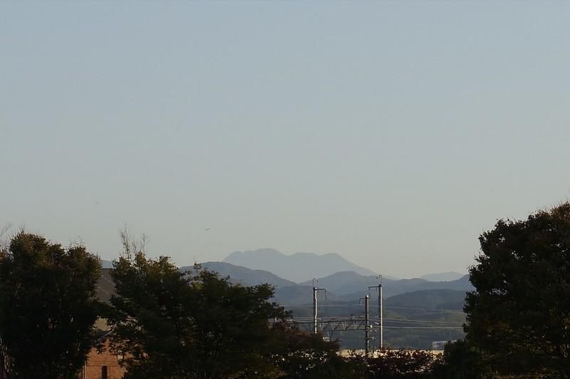 Mt.HAKUSAN from Kanazawa Civic Art Village