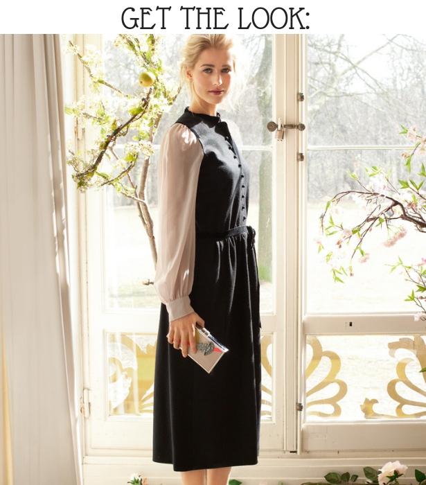 Meghan Markle Black Dress Get the Look