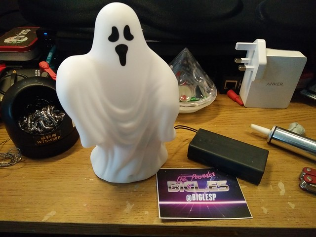Finished ghost