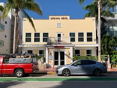 Browns Hotel First Hotel On South Beach 1915