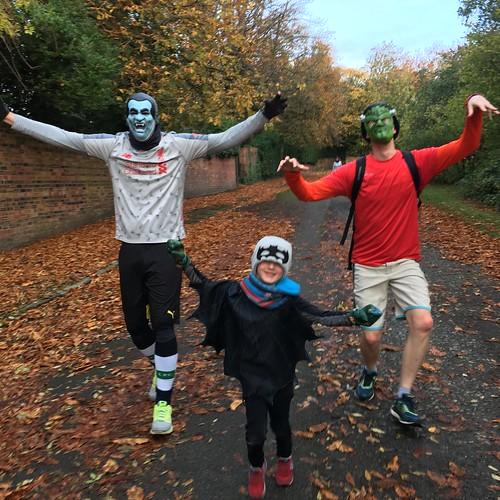 Halloween Hat Day Princes parkrun