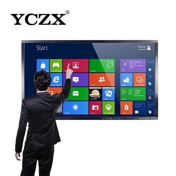 YCZX Interactive Monitor Display