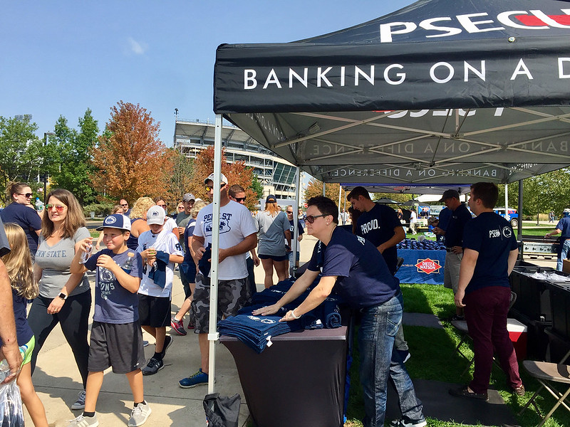PSECU 9-16-17 in Action