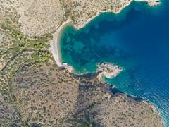 Strände von Hydra, Griechenland