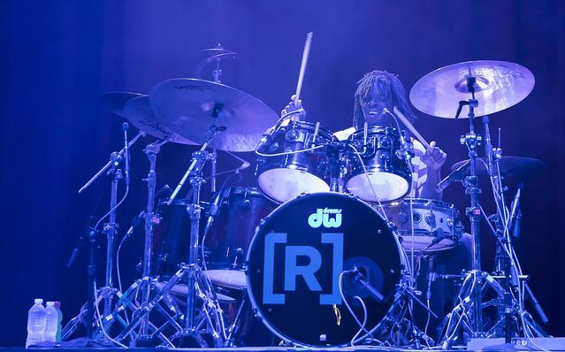 Residente's Drummer