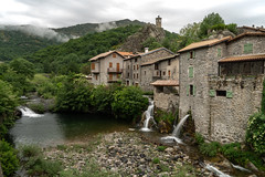 Burzet in the Ardeche - France