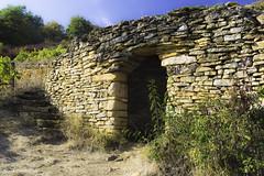 Sentier des cabornes Monts-d'Or (Rhône)