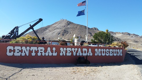 Central Nevada Museum