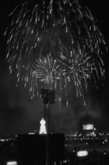 Angel Stadium Fireworks.