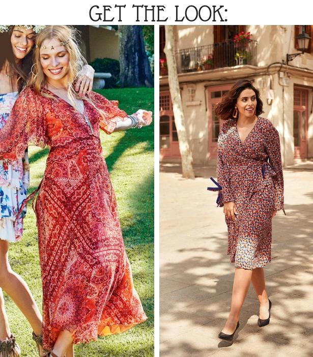 Meghan Markle Wrap Dress Get the Look