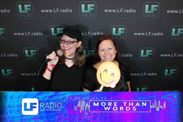 More Than Words Photobooth 2018