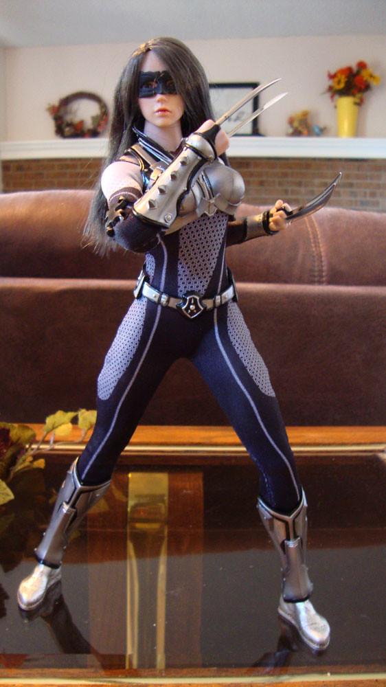 X-23 Wolverine Updated 30629746817_22f9daa1f6_b