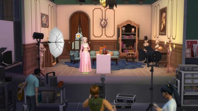 The Sims 4 Rumo à Fama - Conheça Vanessa