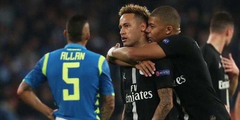 Neymar: Pertandingan Napoli final untuk PSG