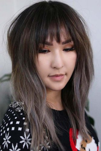 Modern Asian Hairstyles For Chic Women 2019 5