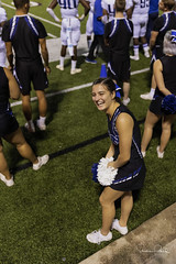 Gabi Cheering and Having Fun
