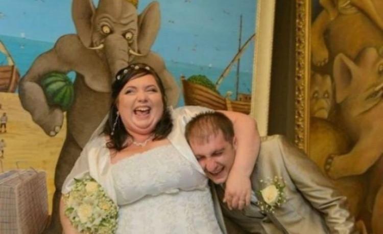 Самые смешные приколы свадебные