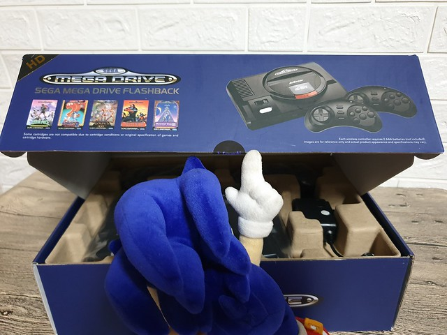 「SEGA MD 復古遊戲機」經典再現感動滿載,內建85款經典遊戲/電視遊樂器 - 9