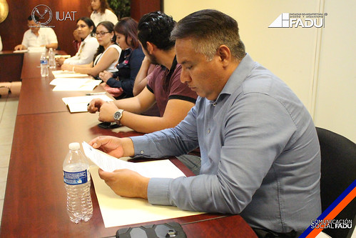 Se firman cartas de intención entre la FADU y empresas de la región del sur de Tamaulipas