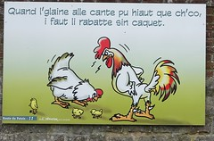 Route du patois N°11 - Photo of Monchy-Breton