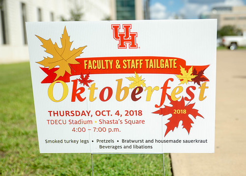 2018 Staff & Faculty Ticket Giveaway & Tailgate