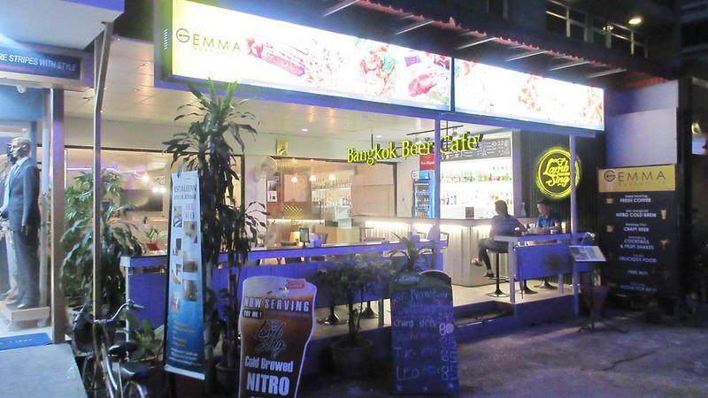 Bangkok Hustle Nana