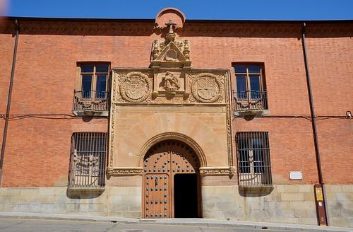 Benavente (Zamora-España). Antiguo Hospital de la Piedad