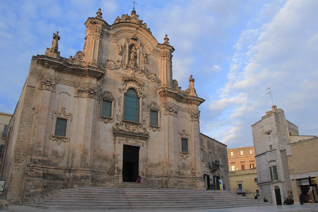 Chiesa di San Francesco, Matera