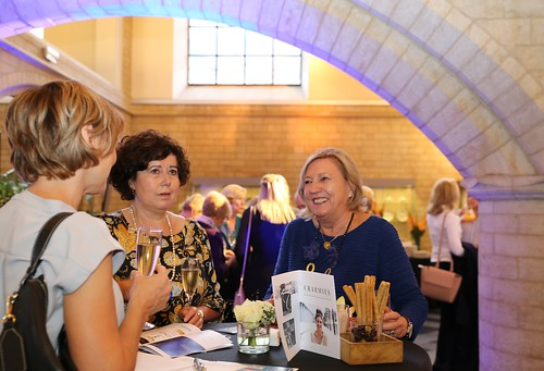 Benefiet-avond Dinner, Fashion & Art (06/10/2018)
