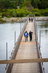 Katmai Floating Bridge