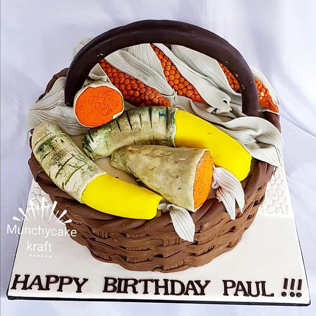 Cake by Munchy Cake Kraft