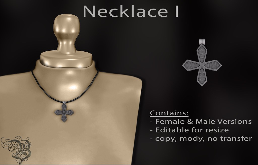 Necklace I - TeleportHub.com Live!