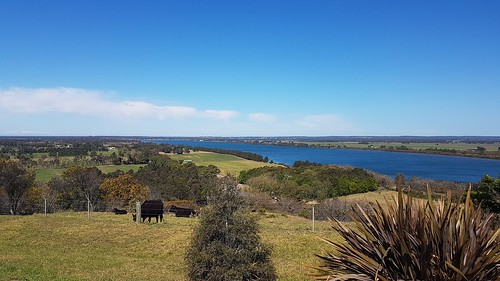 The Shoalhaven River from Two Figs Winery