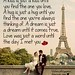 Love Quotes : Heartfelt Quotes: A kiss is just a kiss until you find the one you love..