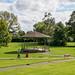 Bandstand - Royston Welfare Park, Royston