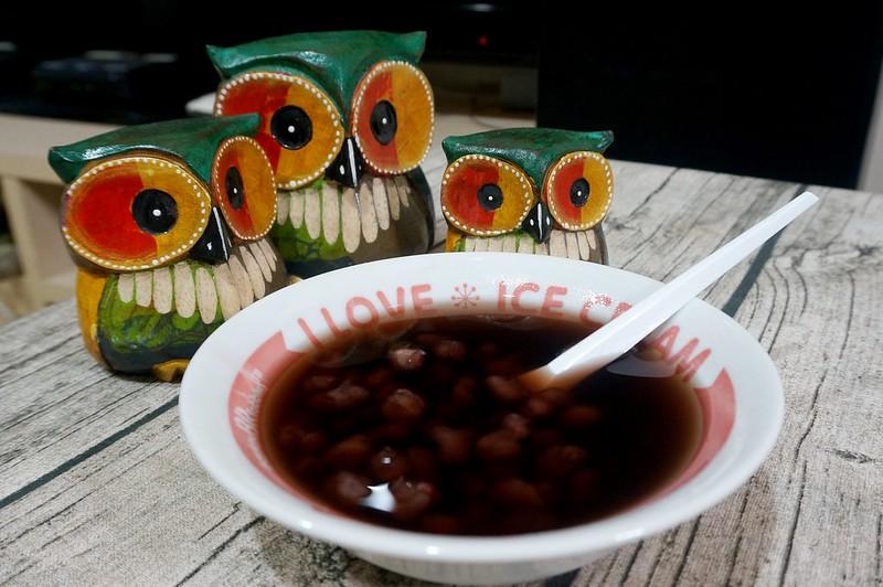 老鷹紅豆湯2