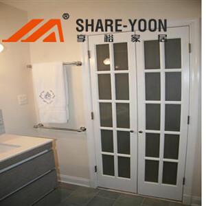 aluminum profile swing door