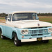392 UYS  1958  Ford F100 Pick Up