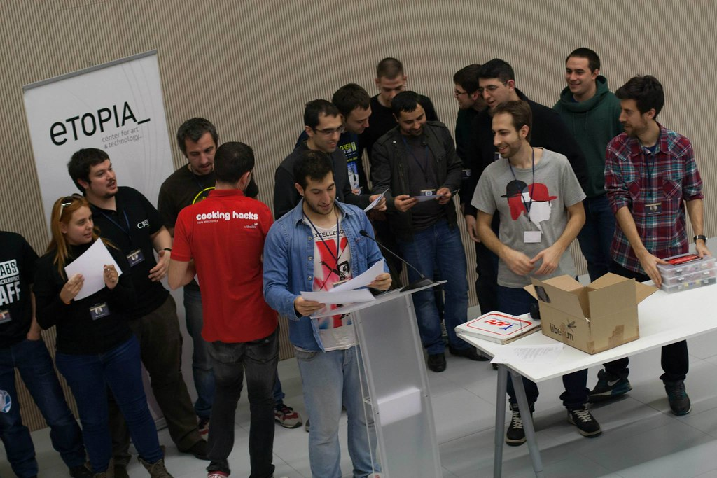 Arduino Day Zaragoza 2015
