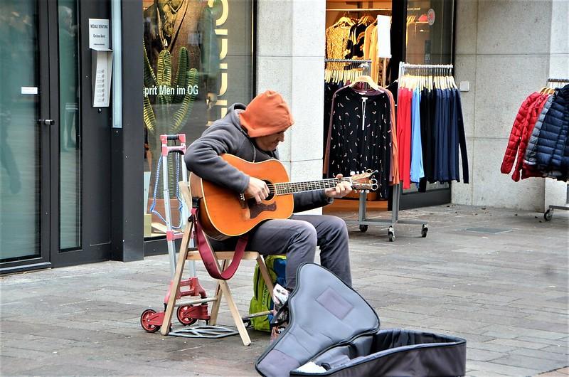 Street Musician 03.11.2018