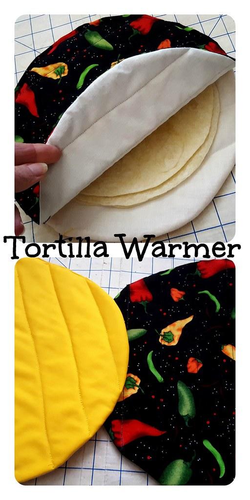 Tortilla Warmer Tutorial from www.thisautoimmunelife.com
