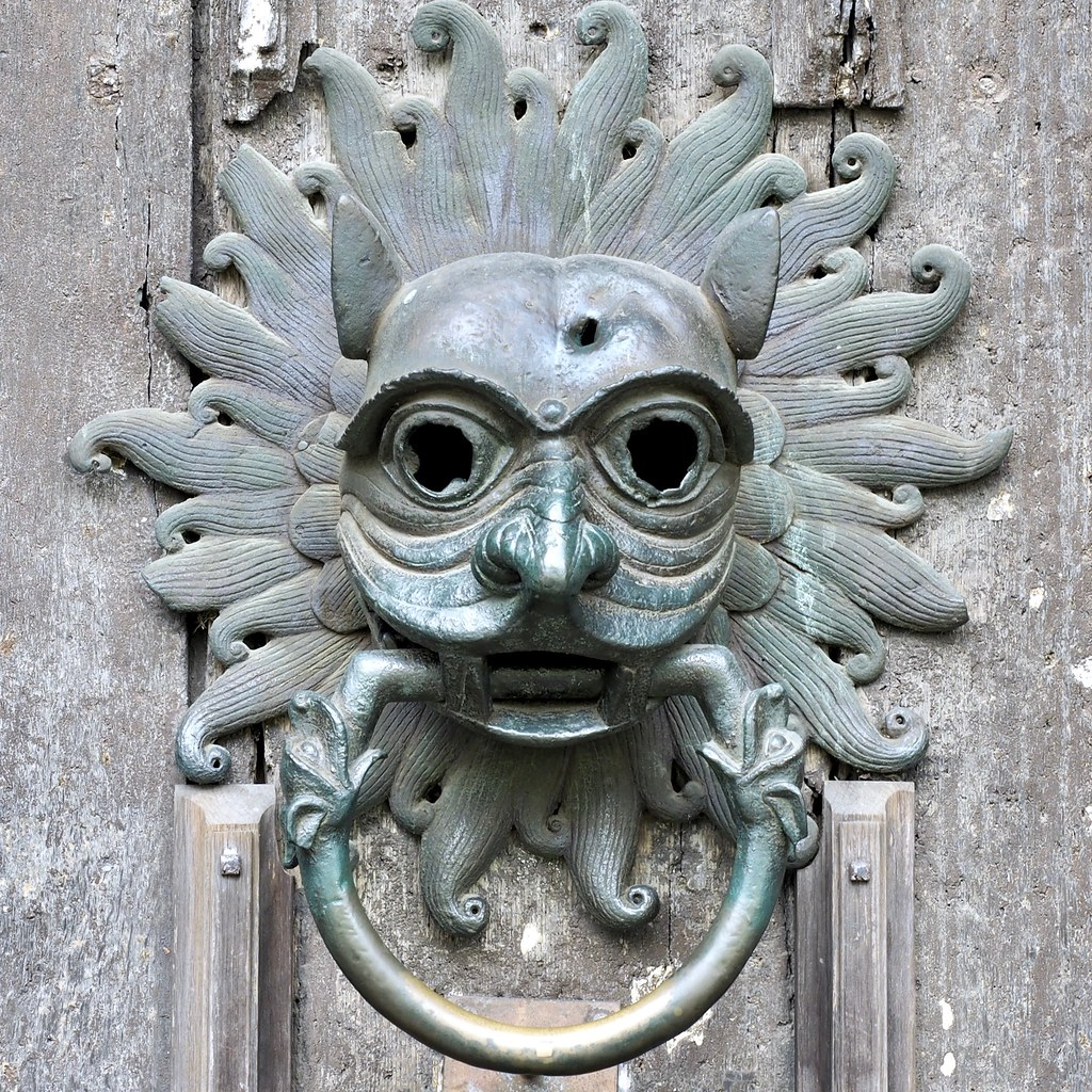 Sanctuary Knocker at Durham Cathedral