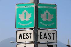 Kanada/USA 2018 - 3.Tag, Vancouver - Okanagantal