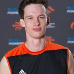 Keel Haldane, WolfPack Men's Volleyball