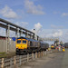 66 764 at Strand Road LC, Liverpool Docks.
