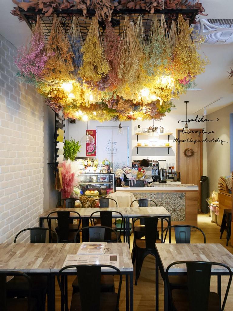 新店區公所附近咖啡館餐廳推薦花草慢食光 (7)