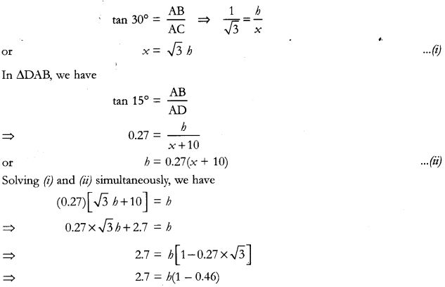 CBSE Sample Papers for Class 10 Maths Paper 1 38