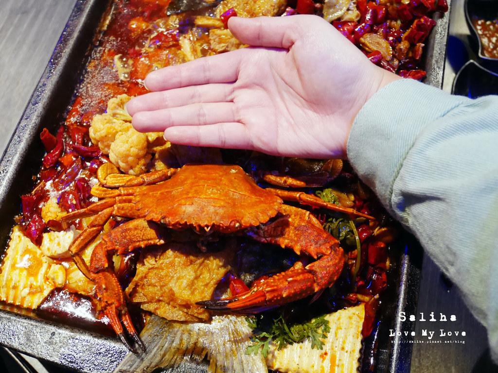 新北好吃火鍋聚餐餐廳推薦水貨炭火烤魚中和店 (4)