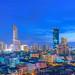 Cityscape by LegendORC
